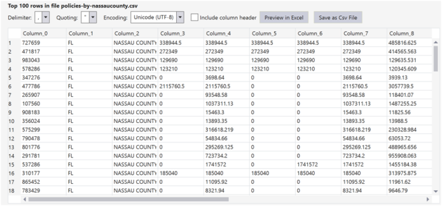 Azure Data Lake Analytics- Populating - Querying Tables-5