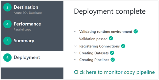 Azure Data Factory- Copy Data from Azure Data Lake Store to Azure SQL-15