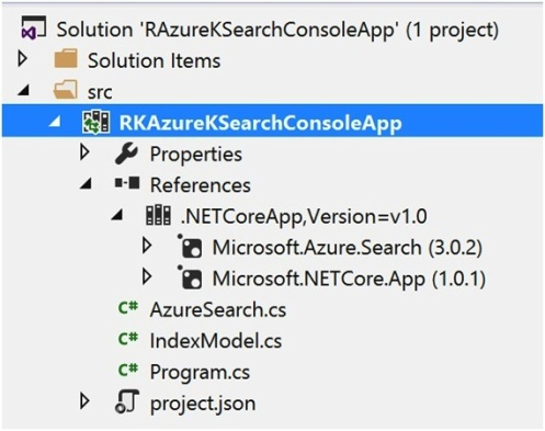 Azure Search Pushing Content to an Index with the .NET SDK-3