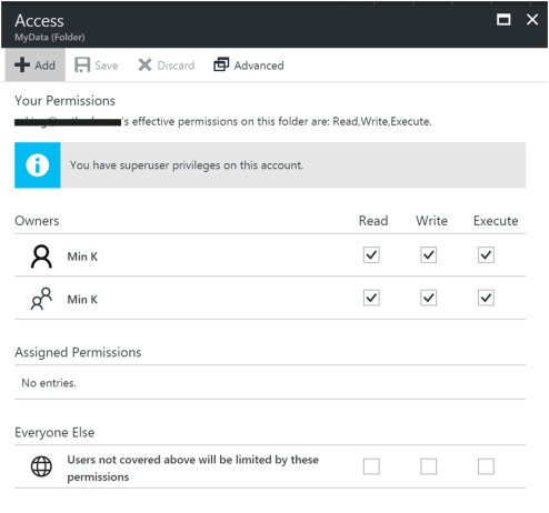 Creating Azure Data Lake 13