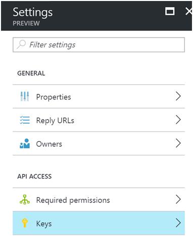 Using Azure Data Lake Store .NET SDK to Upload Files 4