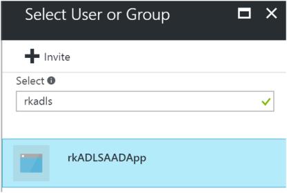 Using Azure Data Lake Store .NET SDK to Upload Files 9