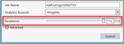 Azure Data Lake Analytics- Job Execution Time and Cost-8