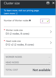 Create HDInsight Spark Cluster with Azure Data Lake Store-10