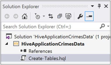 Creating Internal and External Hive Tables in HDInsight