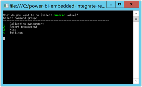 Power BI Embedded Walk Through Part 2 of 3-6