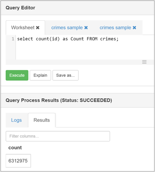 Query Hive Tables with Ambari Hive Views in HDInsight-3