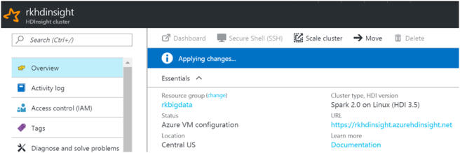 Re-Create HDInsight Cluster with Pre-Existing Azure Data Lake Store and Hive Metastore-1