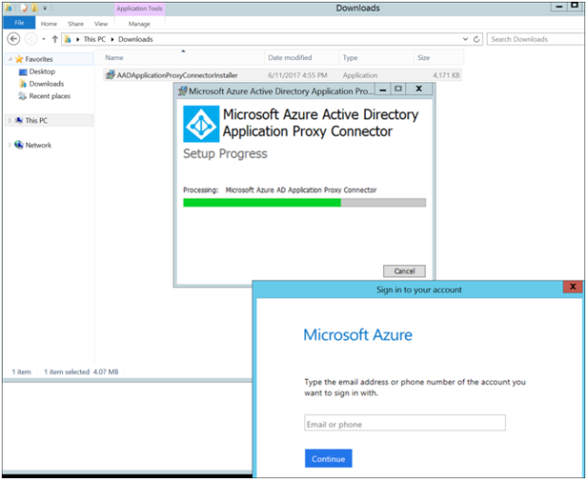 Azure AD Azure Application Proxy with SharePoint Server 2013-2016 Blog Part 1-10
