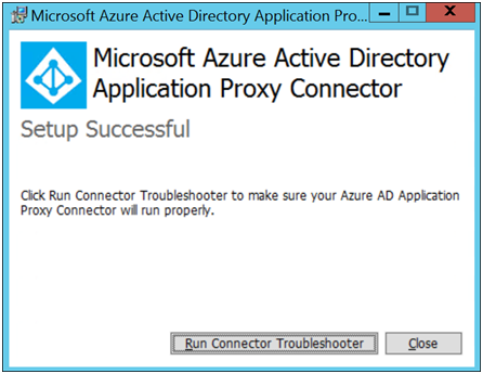 Azure AD Azure Application Proxy with SharePoint Server 2013-2016 Blog Part 1-11
