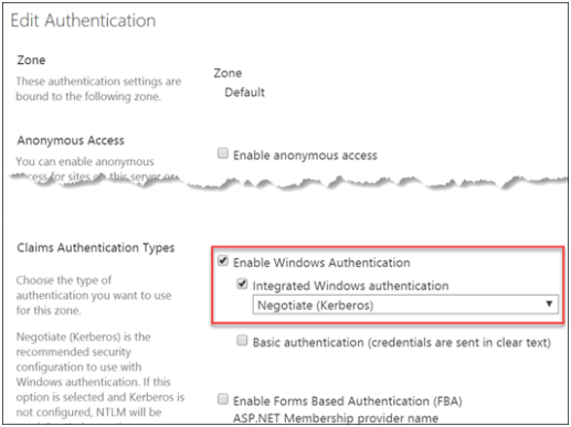 Azure AD Azure Application Proxy with SharePoint Server 2013-2016 Blog Part 2-1