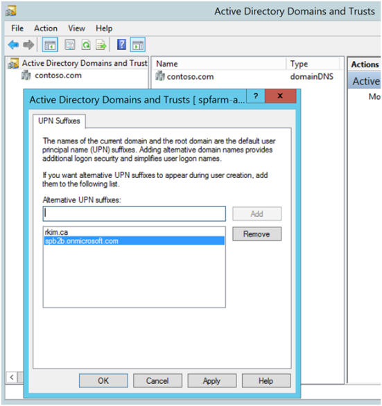 Azure AD Azure Application Proxy with SharePoint Server 2013-2016 Blog Part 6-5