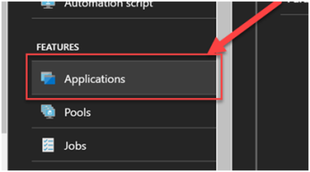Azure Batch for Internet Data Collection Part 2- Application Package and Pool 2