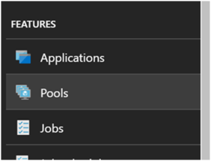 Azure Batch for Internet Data Collection Part 2- Application Package and Pool 5