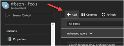 Azure Batch for Internet Data Collection Part 2- Application Package and Pool 6
