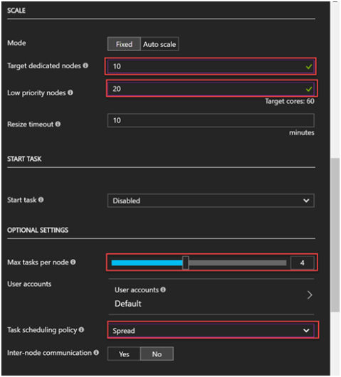 Azure Batch for Internet Data Collection Part 2- Application Package and Pool 9