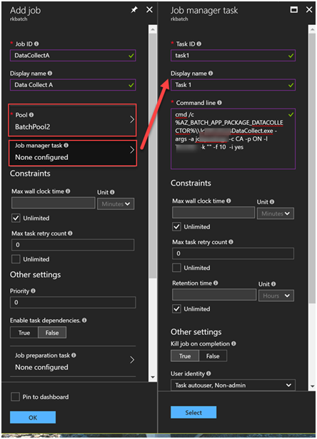 Azure Batch for Internet Data Collection Part 3- Jobs and Tasks 2