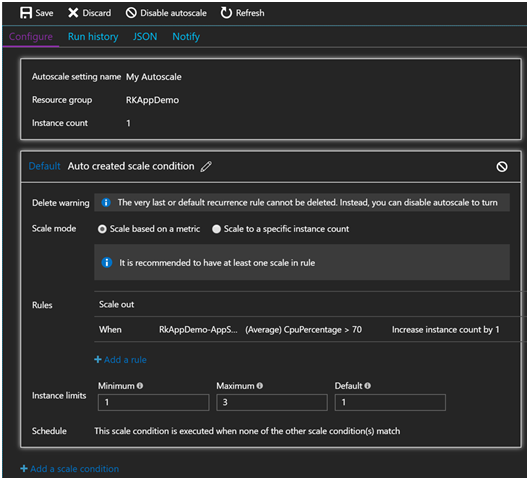 Designing Azure Web Apps Bare Essentials 3