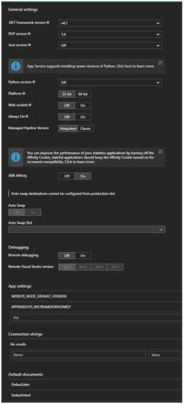 Designing Azure Web Apps Bare Essentials 4