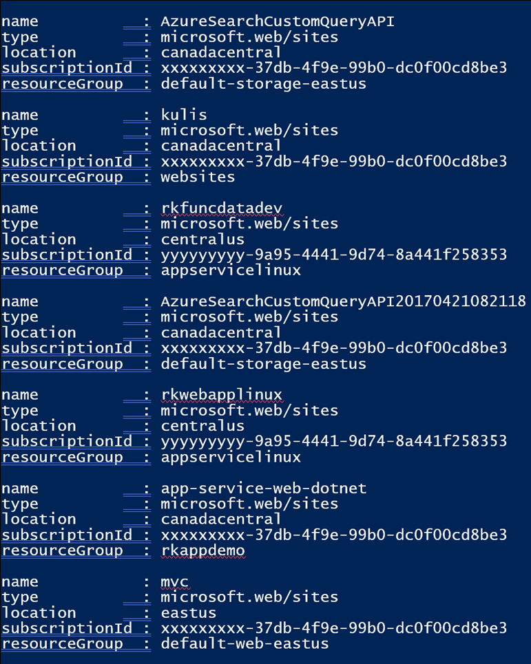My Practical Intro to Azure Resource Graph – Roy Kim on