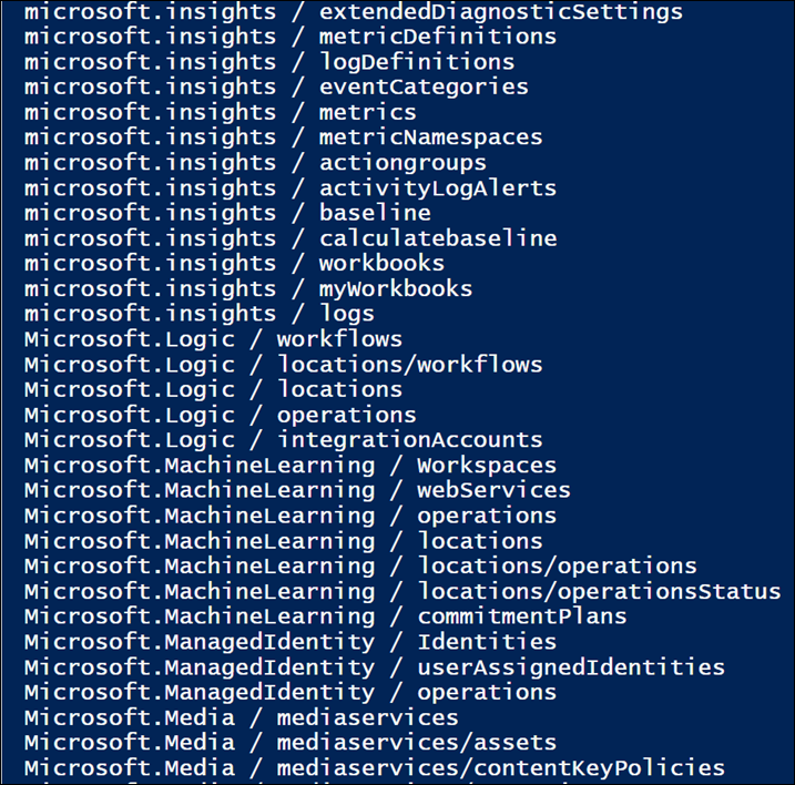 Azure Resource Graph Queries by Resource Type – Roy Kim on
